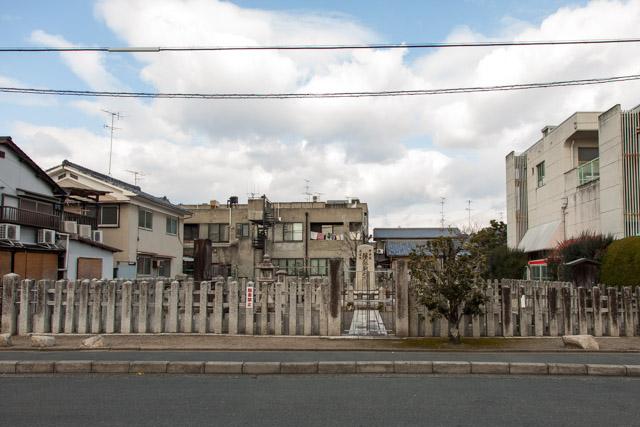 薩摩藩戦死者の墓